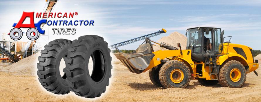 American Contractor® Tires