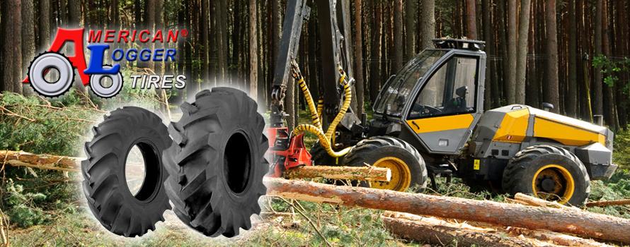 American Logger® Tires