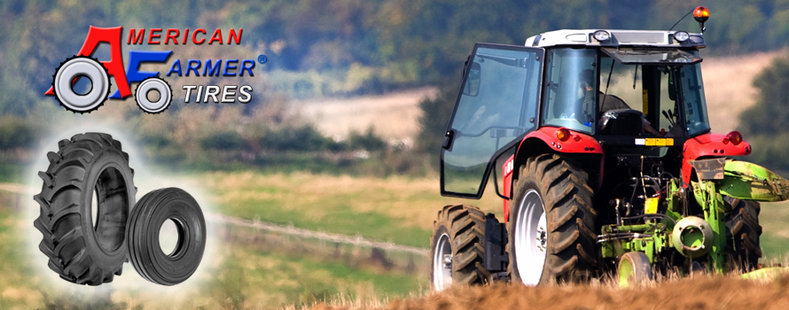 American Farmer Tires
