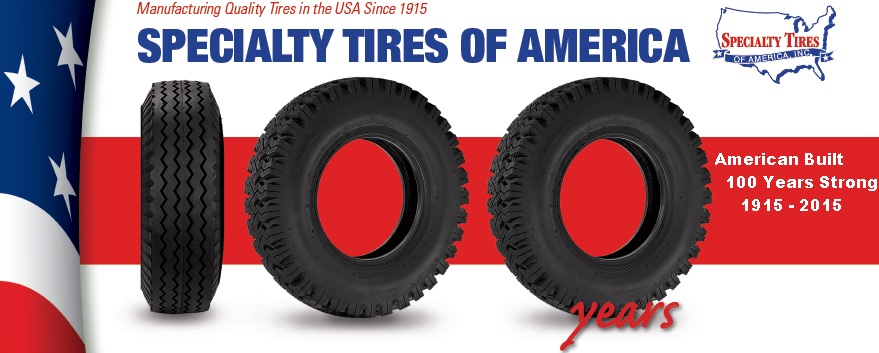 American Made Tires >> Specialty Tires Of America Bias Ply Tire Manufacturer Usa Made
